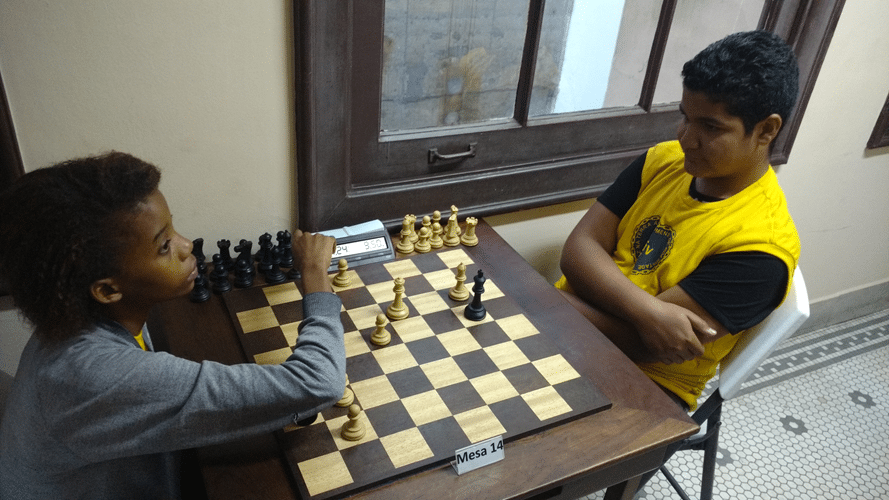 Jéssica de Oliveira Franca vs Igor Menezes da Silva (1)