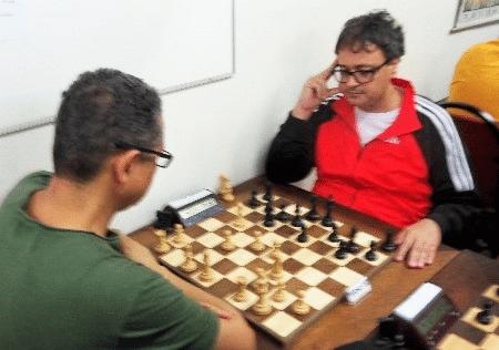 Jeferson Menezes versus Ricardo França