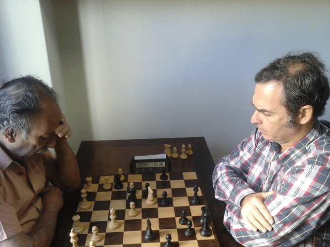 Juarez Lima vs Paulo Moses Fucs