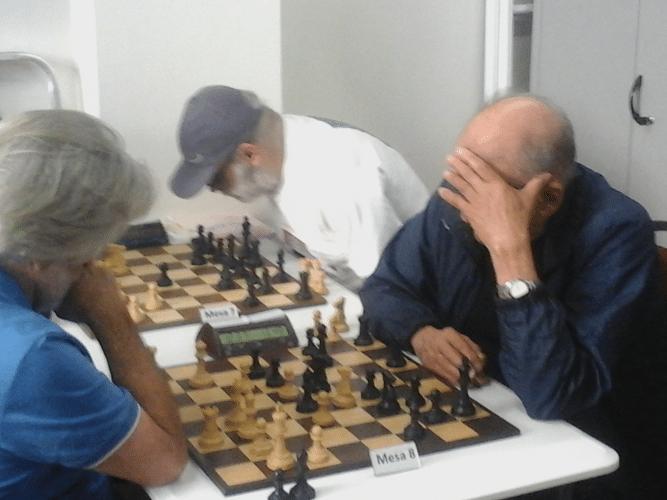 Luiz Alberto da Luz vs Carlos Alves Rolim