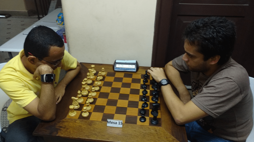 Luiz Felipe vs Rodolfo de Araújo Bezerra
