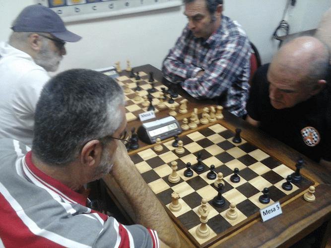 Luiz Sérgio Tiomno vs Carlos Alves Rolim