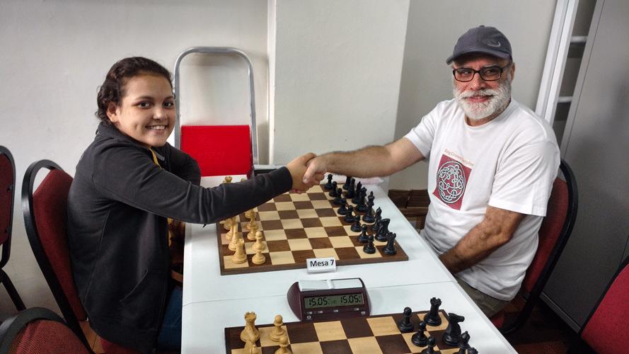 Rosane dos Santos Vieira vs José Carlos Mesquita