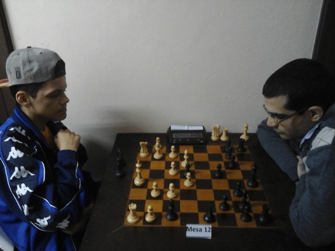 Yan Soares Romariz vs Mario Henrique Ciraudo