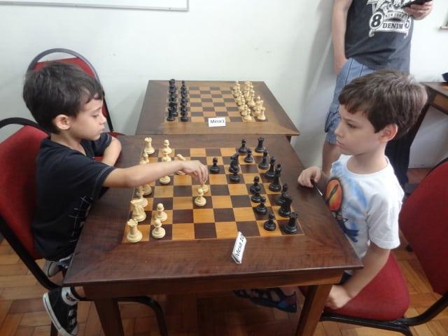 Samuel Maia e Daniel Gomes.