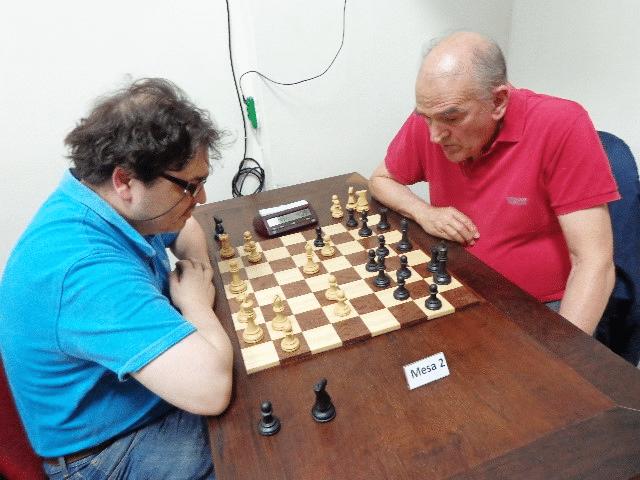 Marcelo Einhorn versus Carlos Alves Rolim (1)